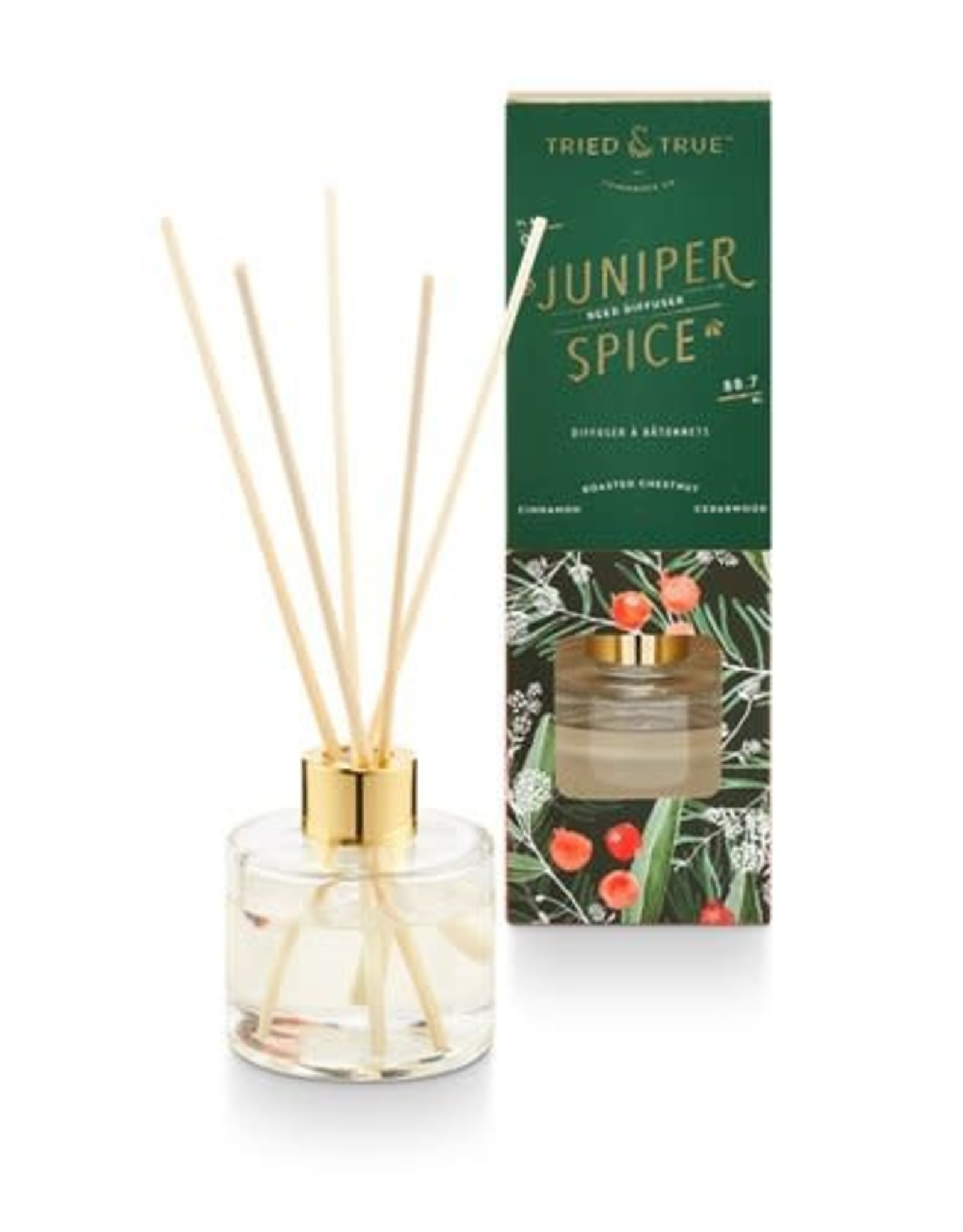 Diffuseur - Tried & true - Juniper spice