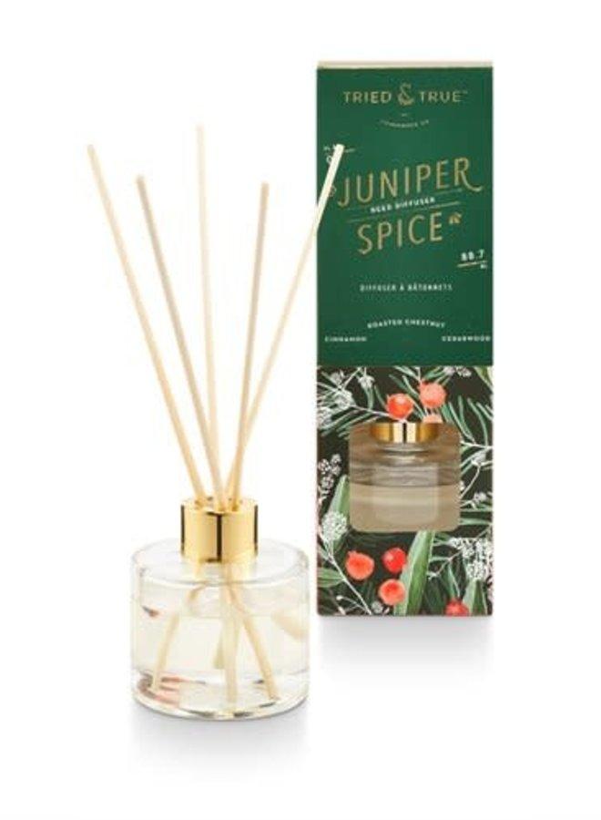 Diffuseur - Tried & true - Juniper spice