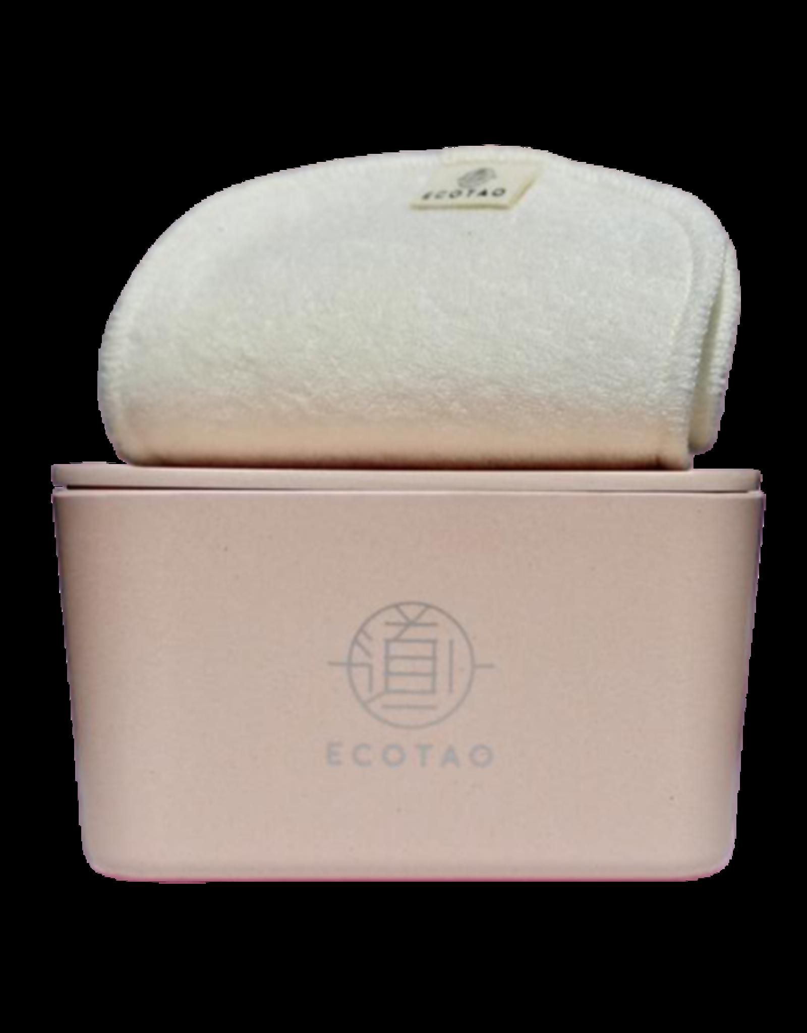 EcoTao Coffret ROSE - Édition limitée - 7 lingettes