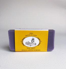 La savonnerie des diligences Mini savon La Bouticaire - Gomme au savon 35gr