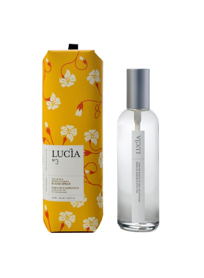 Parfum d'ambiance N°3 - Thé et miel