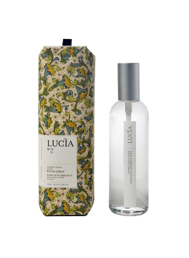 Parfum d'ambiance N°2 - Olive et laurier