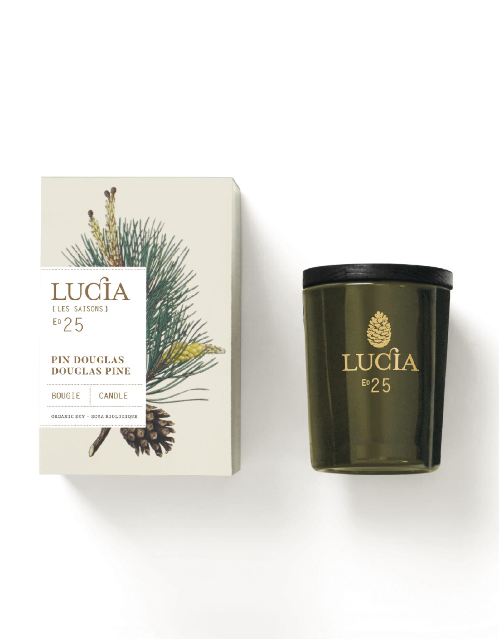 Lucia Bougie - Pin douglas 20h