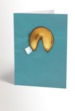 Valérie Boivin Illustration Carte de souhait - Biscuit chinois