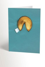 Valérie Boivin Illustration Carte de souhaits - Biscuit chinois
