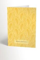 Valérie Boivin Illustration Carte de souhaits - Loutres amoureuses