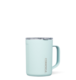 Corkcicle Tasse 16oz - Powder blue