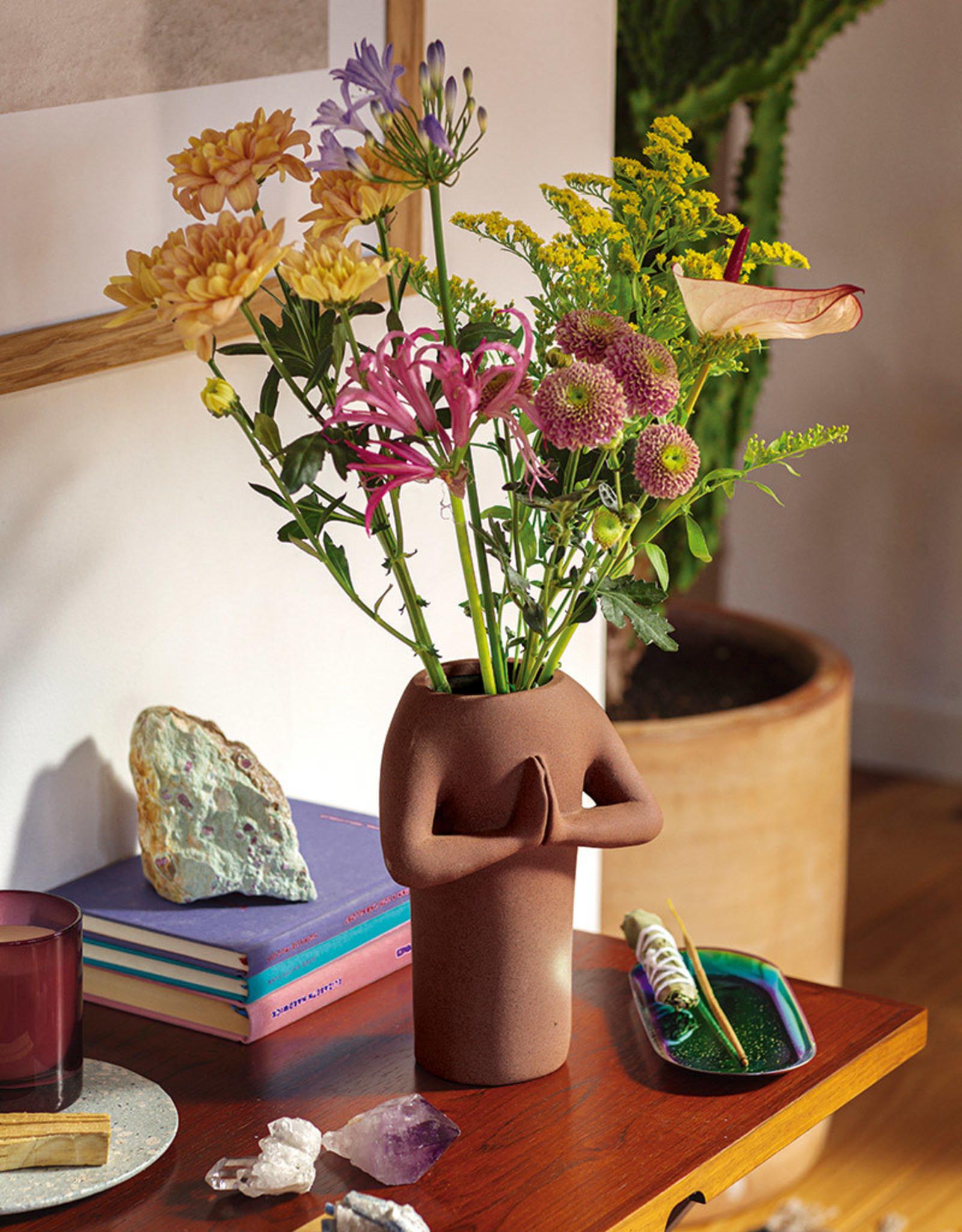 DOIY Vase - Namaste