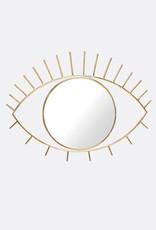 DOIY Miroir - Oeil cyclope