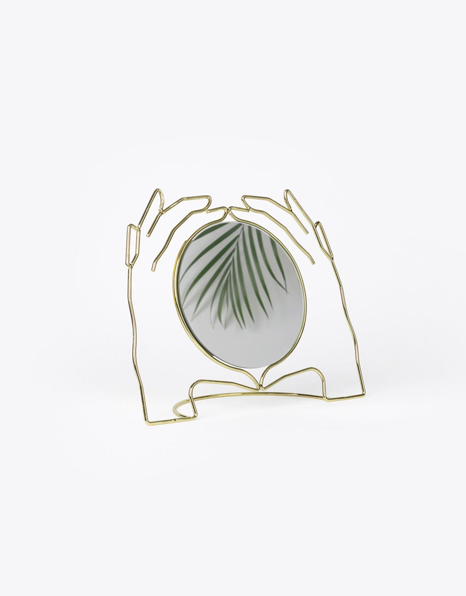 DOIY Miroir de table - Xéria