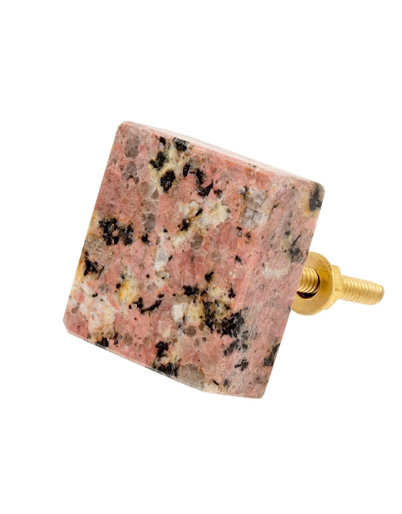 Poignée carrée - Granite