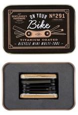 Outil tout-en-un - Réparation vélo