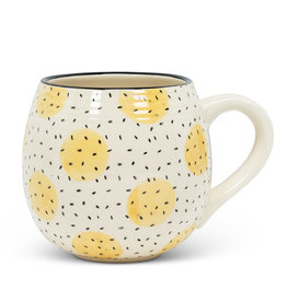 Tasse - Cercles jaunes