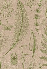 Serviettes de papier - Forêt