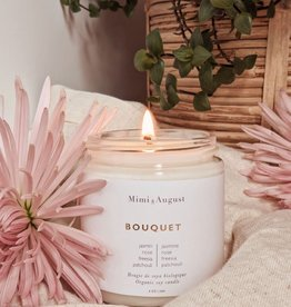 Mimi & August Bougie - Bouquet