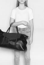 Pixie Mood Sac de voyage Riley - Tissé noir et blanc