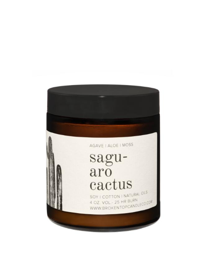 Bougie - Saguaro cactus - 25h