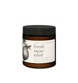 Broken Top Candle Bougie - Fresh squeezed - 25h