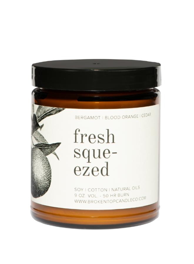 Bougie - Fresh squeezd - 50h