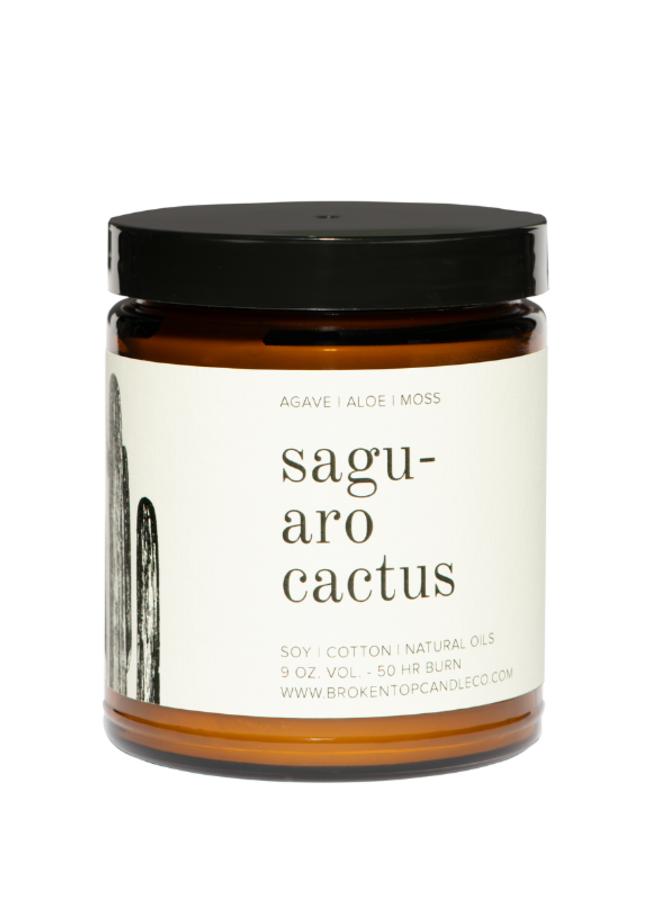 Bougie - Saguaro cactus - 50h