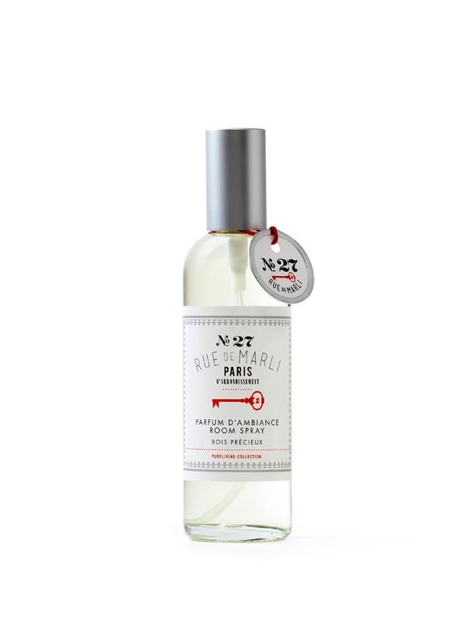 Parfum d'ambiance N°27 - Bois précieux - 100ml