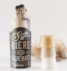 Savonnerie des Diligences Trio - Savons à la bière