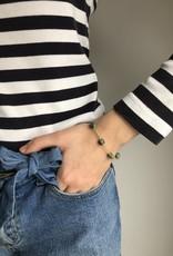 """Flora Ciccarelli Bracelet 6"""" -  Turquoise"""