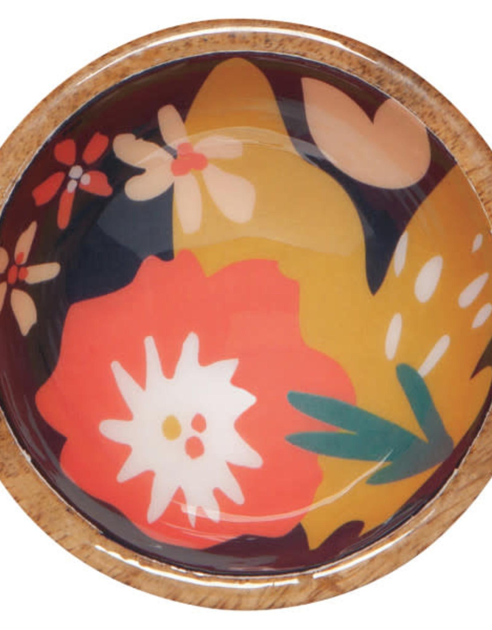 Bol 4'' en bois de manguier - Superbloom