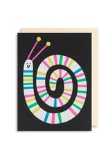 Carte de souhaits mini - Wom