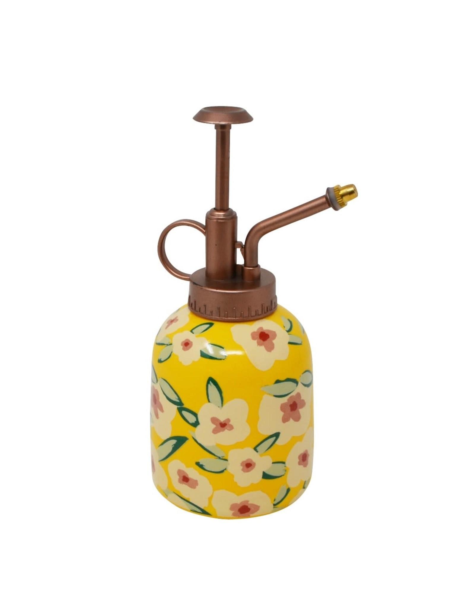 Brumisateur pour plantes - Fleuri jaune