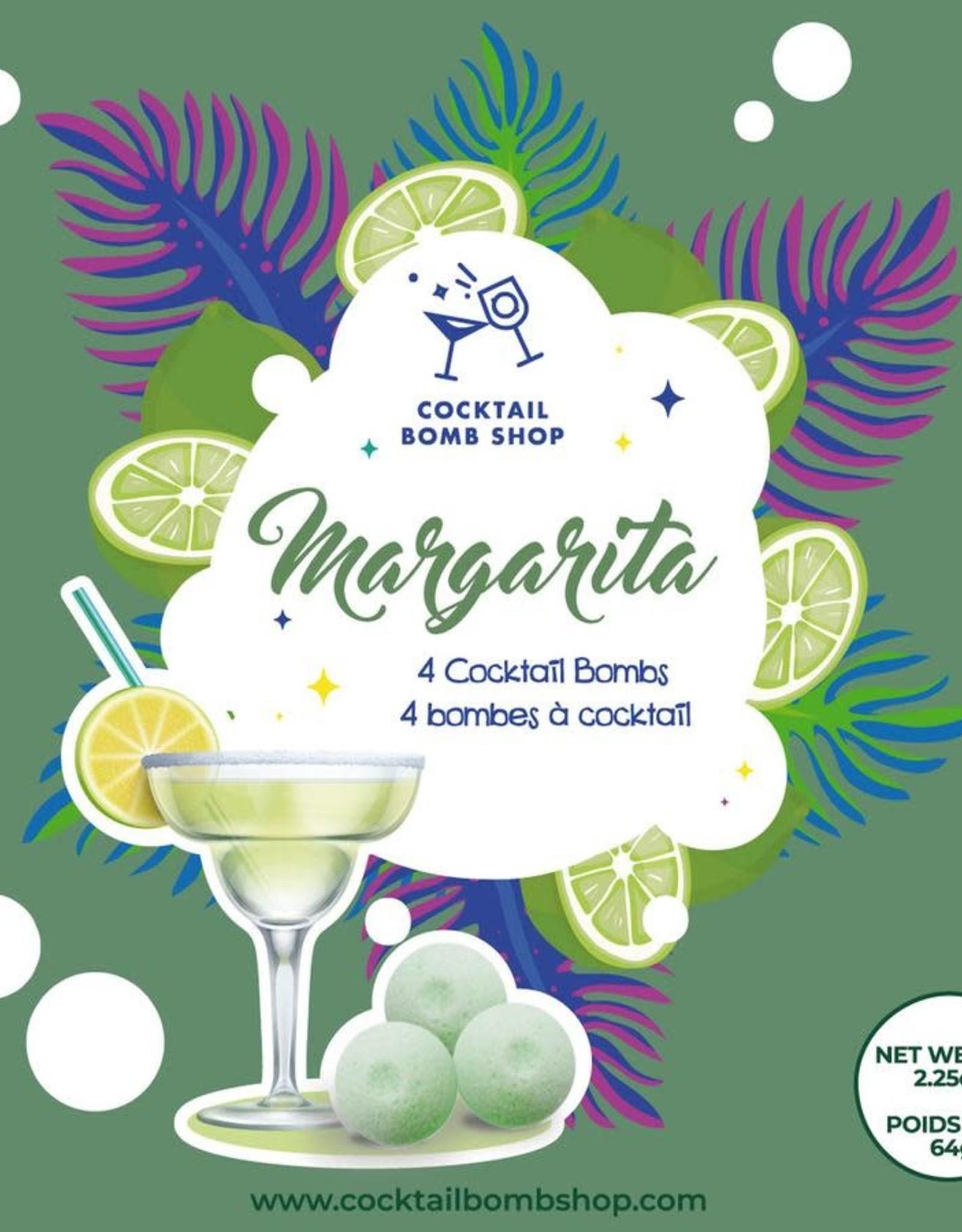 Cocktail Bomb Shop Bombe à cocktail - Margarita - Boîte de 4