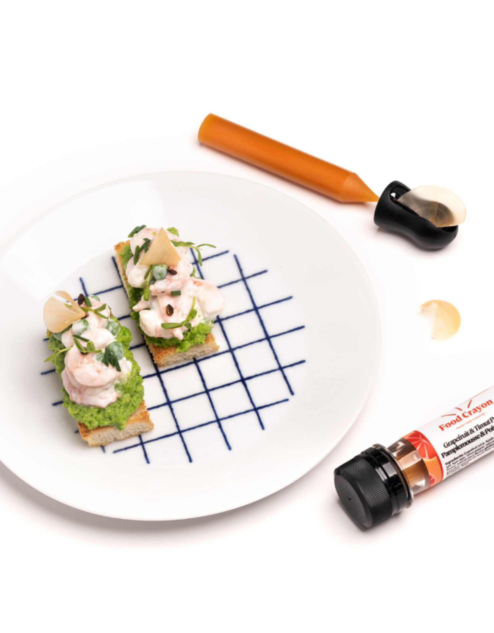 Food Crayon Coffret unitaire -  Pamplemousse et poivre de Timut