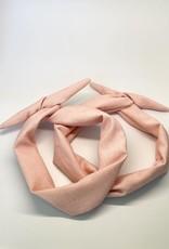 Boraly créations Serre-tête - Lin rose