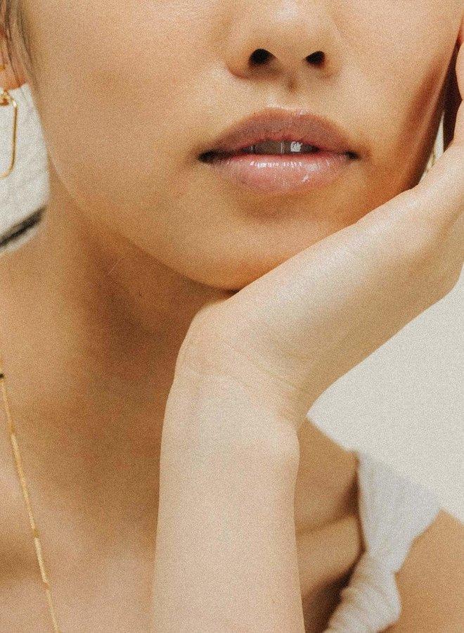 Boucles d'oreilles - Lago Drop - Plaqué or