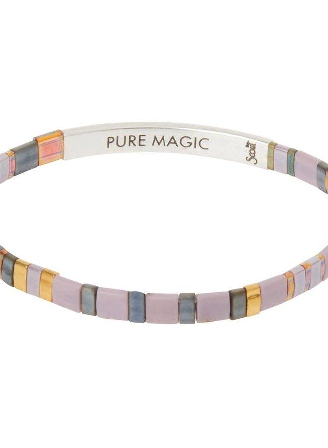 Bracelet Miyuki - Pure Magic - Dusk