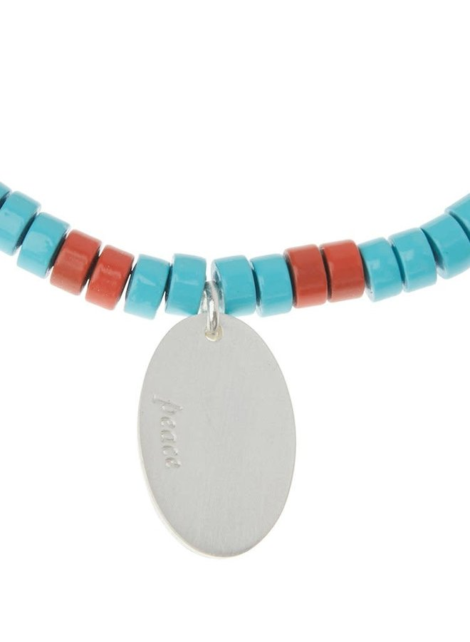 Bracelet - Stone Intention - Aqua terra