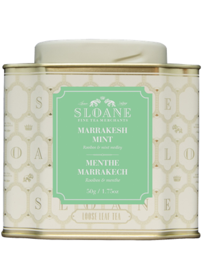 Thé herbal - Menthe Marrakesh
