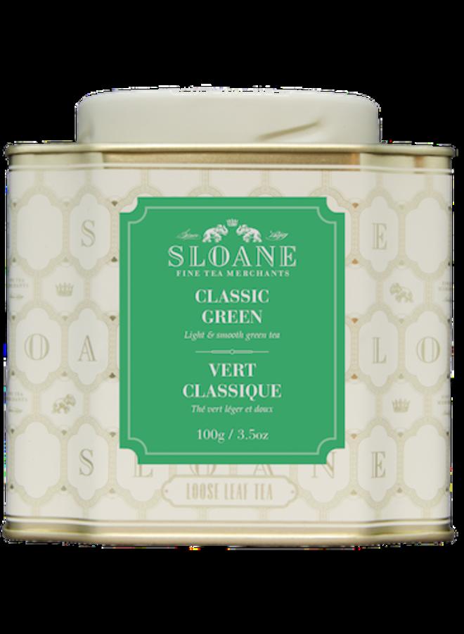 Thé vert - Vert classique