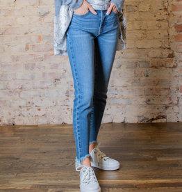 Judy Blue High waist non distressed skinny jeans - Morgan