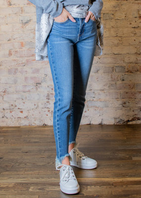 Judy Blue High waist non distressed skinny jeans - Morgan