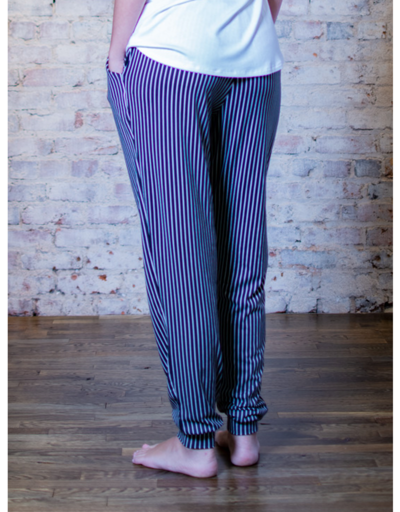 Mittoshop Ethel - Stripped Joggers