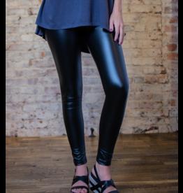Wishlist Full length Vegan Faux Leather Leggings - Laney