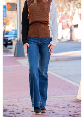 Judy Blue Trouser Flares  - Los Angeles