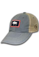 "The "" Wyoming Flag"" Cap"