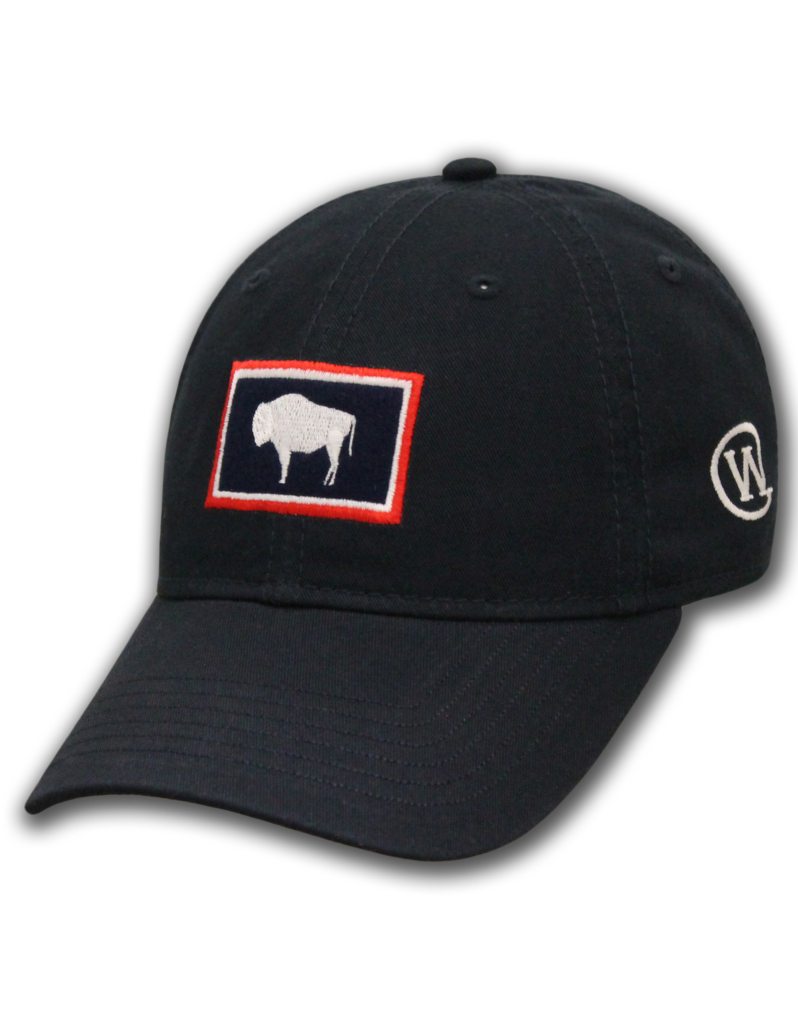 "The "" Wyoming Flag""  Cap"