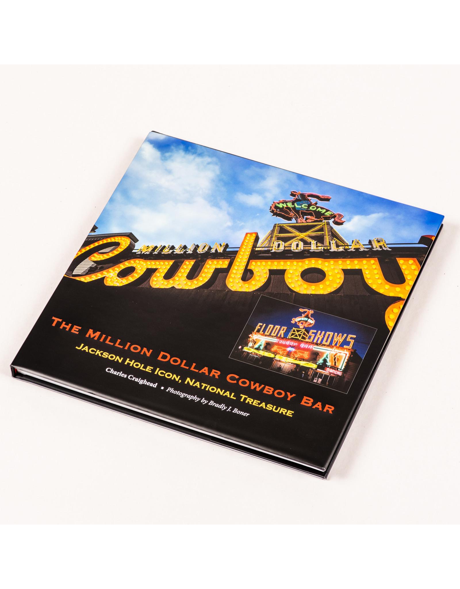 The Million Dollar Cowboy Bar Book