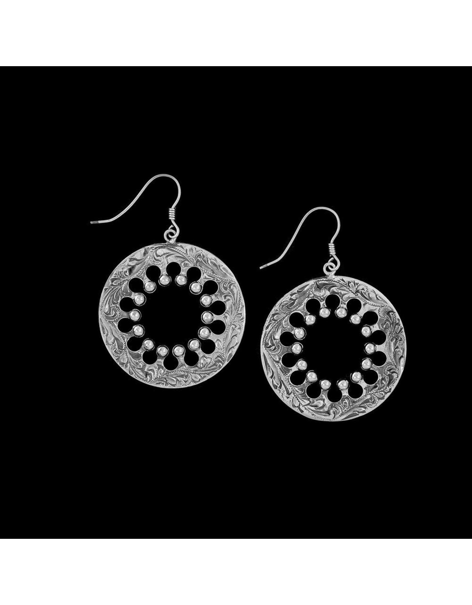 Blair Wagon Wheels Earrings