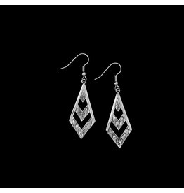 The Navajo Brave Earrings