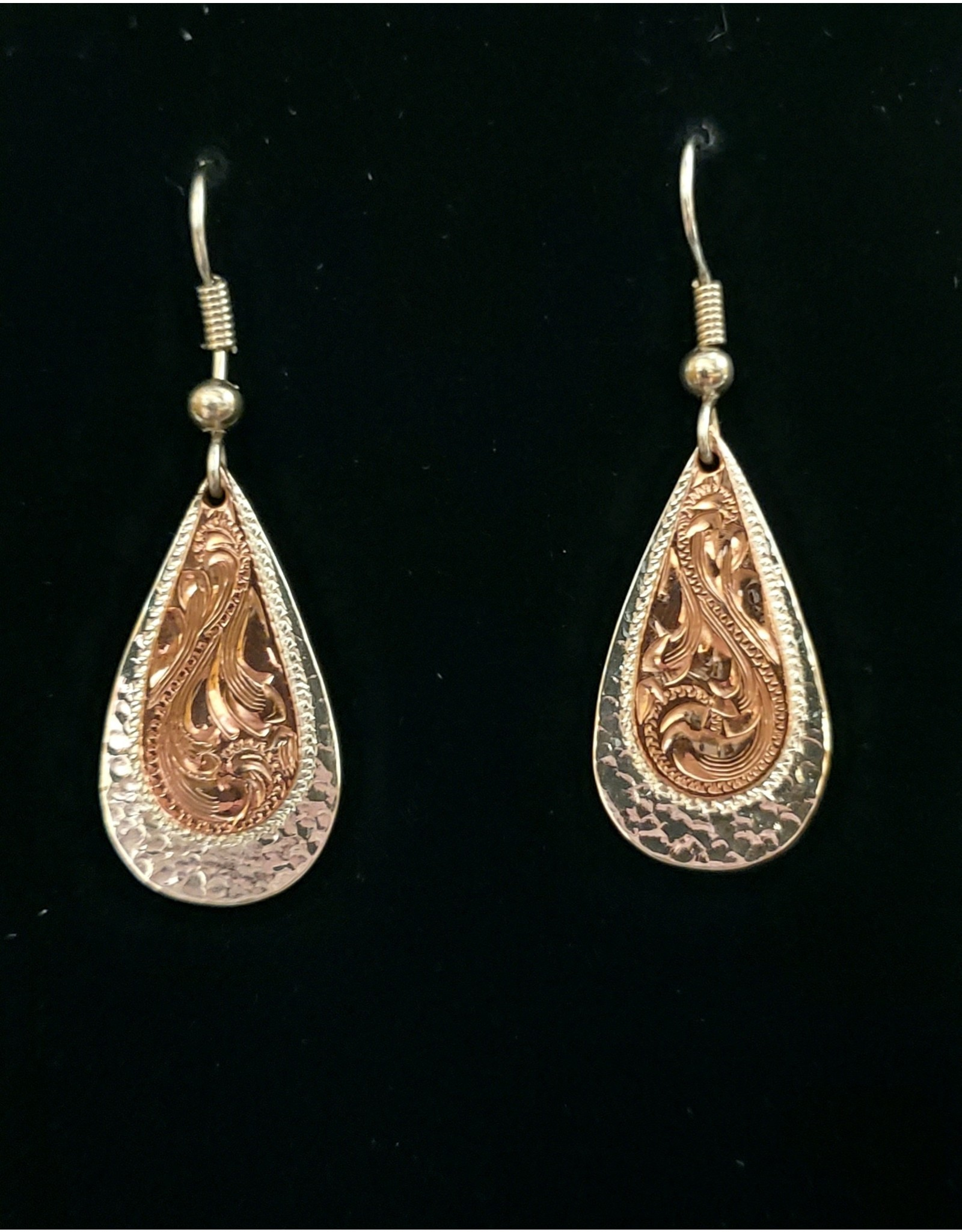 The Smokey Mountains Earrings