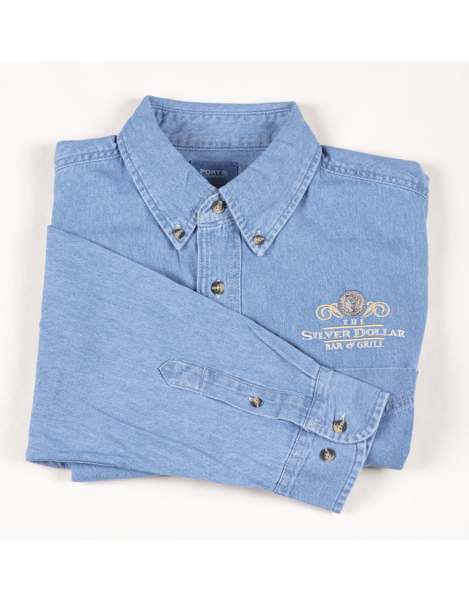 Denim Shirt Small